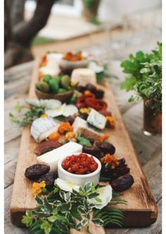 lovely cheese board ♥