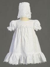 Girls Christening Dresses, Baby Christening Gowns at PinkPrincess.com