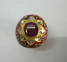 ` Traditional Indian Jewellery, Indian Jewelry, Jewellery Sketches, Types Of Rings, Kawaii Cute, Class Ring, Jewerly, Ethnic, Finger