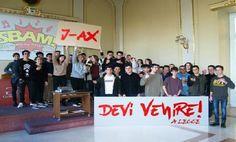Appello a J-AX: DEVI VENIRE! E' l'appello dei ragazzi di Lecce del Galilei Costa