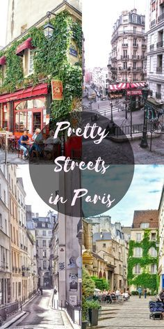 A guide to finding pretty Paris Streets in Paris, France