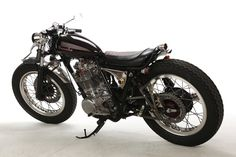 Yamaha SR 400 by Motor Rock