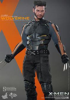 HOT TOYS X-Men: Days of Future Past - Wolverine Sixth Scale Figure   Best Comics International TM