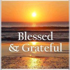 I am soooo blessed and soooo grateful.  Thank you, Lord :)