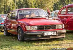 Saab 99 GL 5speed (1983)