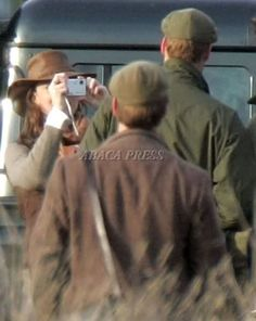 2.12.2006:  Prince William and Kate Middleton on a pheasant shoot on the Sandringham estate, Norfolk.