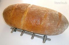 Jednoduchý kváskový chlieb s tangzhongom (fotorecept)