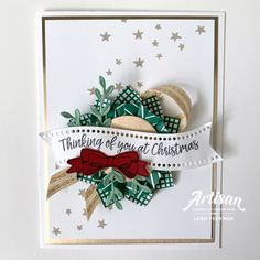 Stampin' Up! Artisan Design Team Blog Hop – Curvy Celebrations   Birdwing Paper Designs Stampin Up Christmas, Christmas Cards To Make, Holiday Cards, Stampin Up Weihnachten, Christmas Makes, Winter Cards, Card Making Inspiration, Card Sketches, Stampin Up Cards