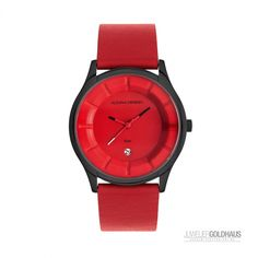 Adora Design Damenuhr Red 8737