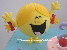 Little Miss Sunshine by Pastrychik, via Flickr