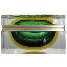 Murano Glass Box...