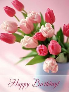 Bilderesultat for happy birthday flowers Birthday Blessings, Birthday Wishes Cards, Happy Birthday Messages, Happy Birthday Quotes, Happy Birthday Greetings, Happy Birthday Flower, Birthday Pins, Happy Birthday Pictures, Birthday Balloons