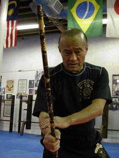 Dan Inosanto, Silat, Eskrima, & Filipino Martial Arts Instructor