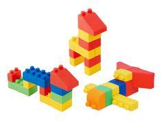 Gummi Blocks, 19 pzs. flexibles