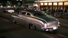 Old Cars Cruisin' After Dark (HD) Hot August Nights Controlled Cruise Downtown Reno, Nevada Friday August 7 2009 Part 4 of 4.