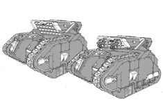 30k Vehicle/Automata Concepts - Ordo Reductor Units - Page 24 - + AGE OF DARKNESS + - The Bolter and Chainsword - Page 24