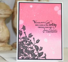 Handcrafted Encouragement Cards Watercolored by PureGraceInspiration on Etsy
