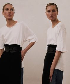 Double Vision: A Referential Spring Wardrobe from MM6 Maison Margiela | The Line