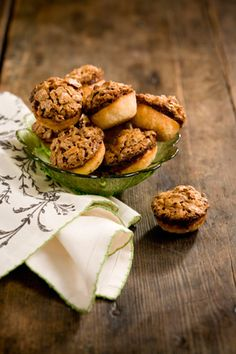 Pecan Toffee Tassies