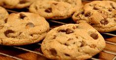 Fantástico! Receita de cookies com gota de chocolate - # #chocolate #cookie #lanche #receita #Snack