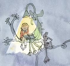 Quentin Blake Oh The Love And Comedy In His Work Is Just Awesome