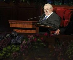 President Boyd K. Packer — 'defender' and 'tender'