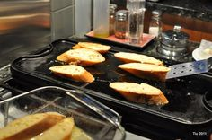 French Toast with Baguettes @Juliet Tiu