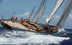 Best British Sailing Yachts: Spirit 100