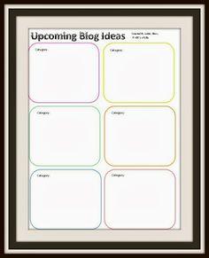 The ABC's of Life: FREE Blog Printable!