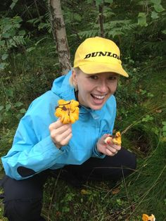 Chantarelle. Me in a fashionable cap ;) Ninan verkkareissa - Blogi | Lily.fi