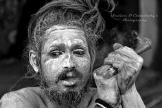 SMOKING BABA.........                                 Photo Credit : Sudipta Dutta CHowdhury