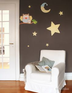 Epic Wandtattoo Kinderzimmer Sterne