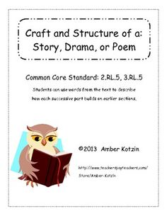 essay on a poem structure