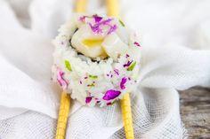 california rolls mangue noix de St Jacques
