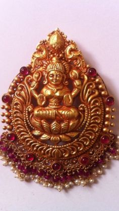 Temple jewellery pendant jewels pinterest temple pendants and temple jewellery pendant aloadofball Gallery