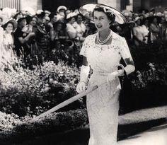 Queen Elizabeth II, 1954