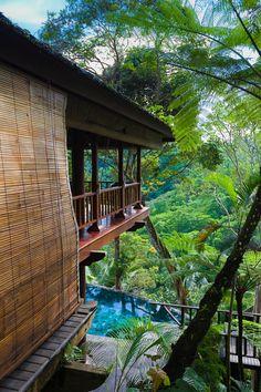 Uma resort by COMO, Ubud, Bali. Great googamooga!