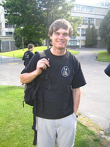 "Andrew ""Tridge"" Tridgell (born 28 February 1967) is an Australian computer programmer. He is the author of and a contributor to the Samba file server, and co-inventor of the rsync algorithm.  He has analysed complex proprietary protocols and algorithms, to allow compatible free and open source software implementations."