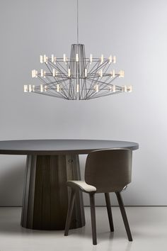 Shop the Coppelia Suspended Chandelier and more contemporary furniture designs by Moooi at Haute Living. Loft, Home Design, Ashley Furniture Outlet, Retro Bathrooms, Lights Fantastic, Pine Furniture, Furniture Dolly, Outdoor Furniture, Furniture Design