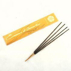 Incense, 10 sticks, Sandlewood $4.95