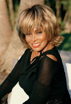tina turner - There should be a law about looking this good in your 70's. Beautiful!!!