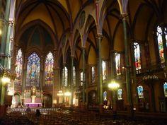 Eglise Saint-Eugène Paris (by Frédéric Moussaïan)