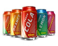 Global obesity response is 'unacceptably slow,' according to experts soda cans