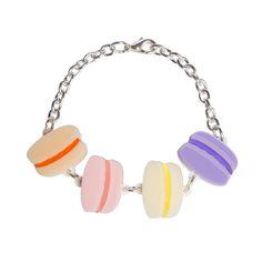Macaron bracelet - laser cut acrylic