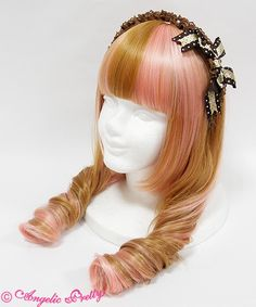 Angelic Pretty Sweet Cream Headband