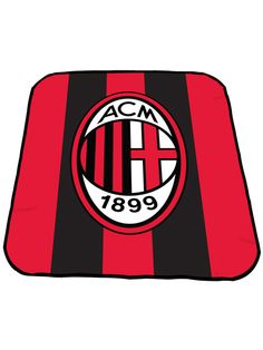 This AC Milan FC Crest Fleece Blanket will make a great addition to any fan's bedroom! Made from soft, snuggly fleece, this blanket is suitable for machine washing and ideal for getting cosy on the sofa!