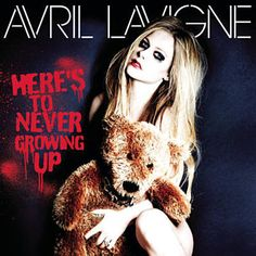 Found Here's To Never Growing Up by Avril Lavigne with Shazam, have a listen: http://www.shazam.com/discover/track/86678073