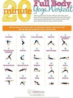 yoga full body workout