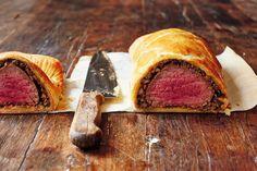 Receta de Beef Wellington: el solomillo perfecto para una cena elegante