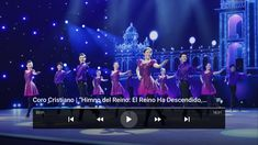 All people celebrate the arrival of God's kingdom on earth. Watch this gospel choir music video to have a taste of the joyful spectacle of the arrival of God's kingdom. Films Chrétiens, Choir Songs, Christian Films, Praise Songs, Amazon Fire Tv, Under The Influence, New Earth, The Kingdom Of God, News Songs